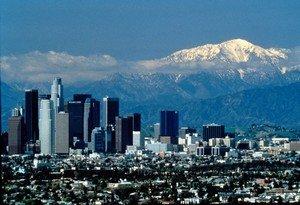Лос-Анджелес - город, где впервые Ичиро Машита создал роллы