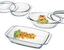 Плюсы и минусы посуды из жаропрочного стекла