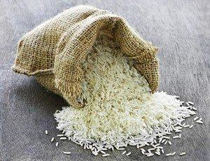 Одна из разновидностей риса - рис длиннозерный