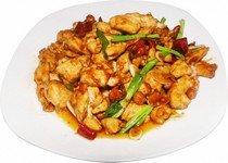 """Рецепт приготовления цыпленка """"Кунг-Пао"""""""