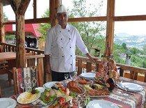 Армянская национальная кухня