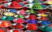 Какие пищевые красители используются в приготовлении восточных сладостей