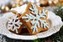 Рецепт праздничного печенья