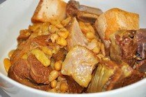 """Рецепт блюда """"Хамин по-мароккански"""""""
