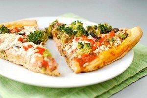 Ингредиенты для приготовления кабачковой пиццы