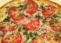 """Рецепт приготовления пиццы """"Домашняя"""""""