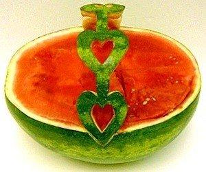 Ингредиенты для приготовления салата с фруктами и медом