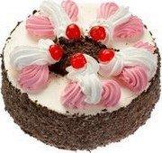 """Рецепт торта """"Вишневый рай"""""""
