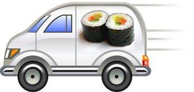 Доставка суши! Где сделать заказ?