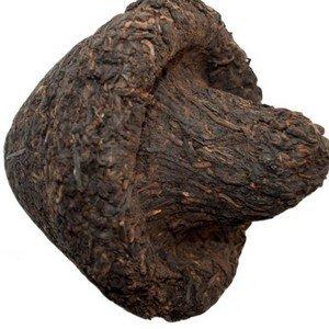 Jǐnchá - пуэр в форме гриба
