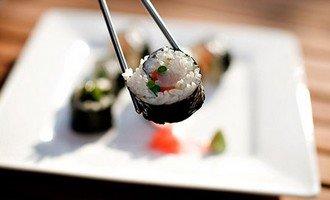 Кушаем суши правильно