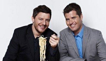 Знаменитые на весь мир шеф-повара и ведущие шоу Пит и Ману