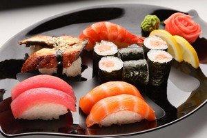 Современные суши изобрел Ехэй Ханай