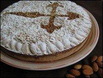 Пирог Св. Иакова или по-испански Tarta de Santiago