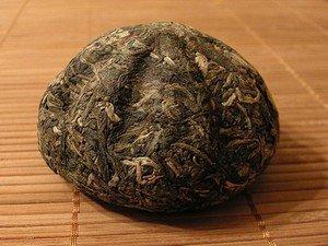 Jīnguā - пуэр в форме тыквы