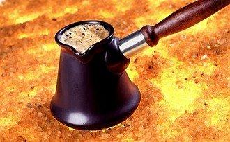 Как варить зеленый кофе в турке