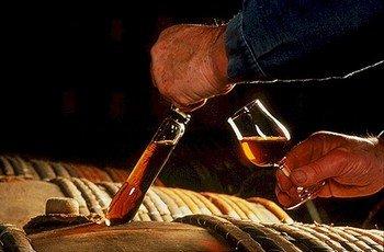 Классический бокал для виски