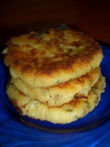 Рецепт фаджа - картофельного хлеба из Ирландии