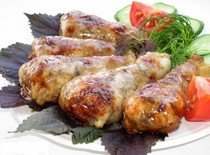 Рецепт приготовления фаршированных куриных голеней