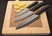 Преимущества и недостатки керамических ножей