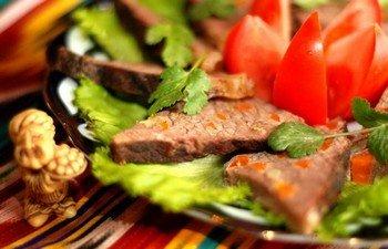 Приготовление праздничного мяса на Новый 2014 год