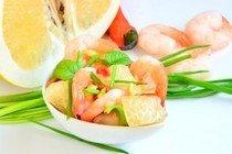 Рецепты приготовления салатов «Экзотика» и «Помело»