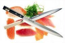 Японские ножи использования дома и специального предназначения