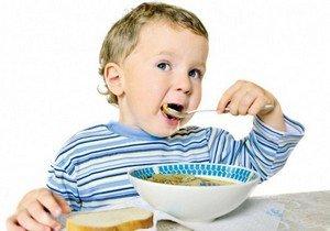 Правильная детская еда