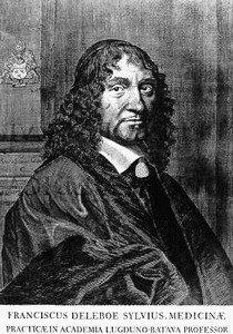 Голландский врач Франциск Сильвиус - изобретатель джина