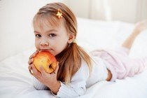 Основные составляющие здорового рациона детей