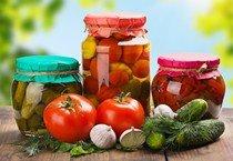 Маленькая кладовая солений: куда еще пристроить помидорки