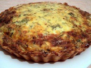 Ингредиенты для приготовления пирога «Очарование»