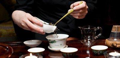 Правила подготовки чая пуэр к завариванию