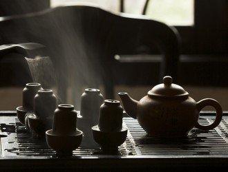 Правила заваривания чая пуэр