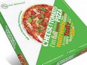 Диетическая пицца от Майкла Лина