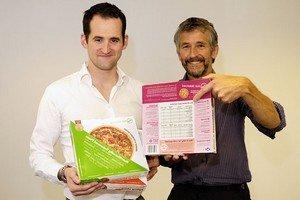 Диетолог Майк Лин и его пицца