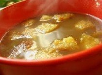 Рецепт приготовления нежного каштанового супа