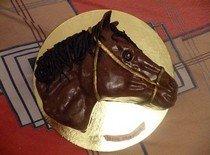 Рецепт новогоднего торта «Лошадка»