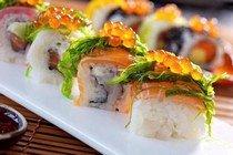 Рецепт приготовления японских ролл