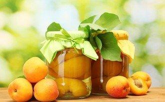 Рецепт компота абрикосового