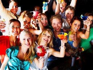 Правила употребления напитков в праздники