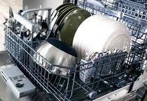 Основные принципы работы посудомоечной машины
