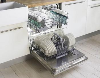 Полезные советы по уходу за посудомоечной машиной