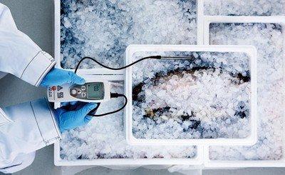 Как выбрать охлажденную экзотическую рыбу