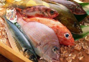 Как выбрать свежую охлажденную экзотическую рыбу
