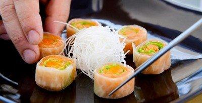 Японские блюда – идеальное сочетание вкуса и пользы
