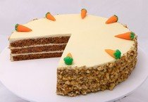 Рецепт приготовления морковного торта с воздушным кремом