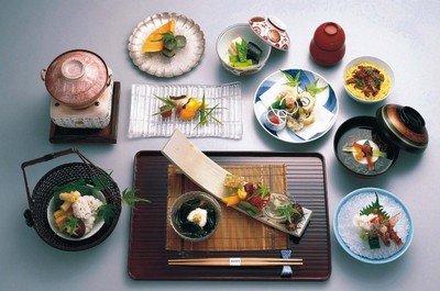 Японские блюда – вкус и польза в одном