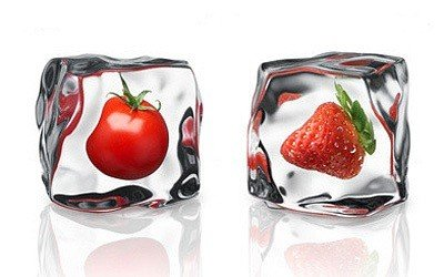 Как правильно заморозить овощи и ягоды