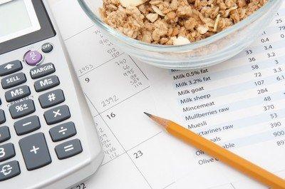 Основы диеты с подсчетом калорий